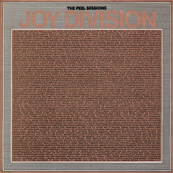 NEWS On this day, 40 years ago John Peel broadcasted Joy Division's 2nd Peel Sessions!
