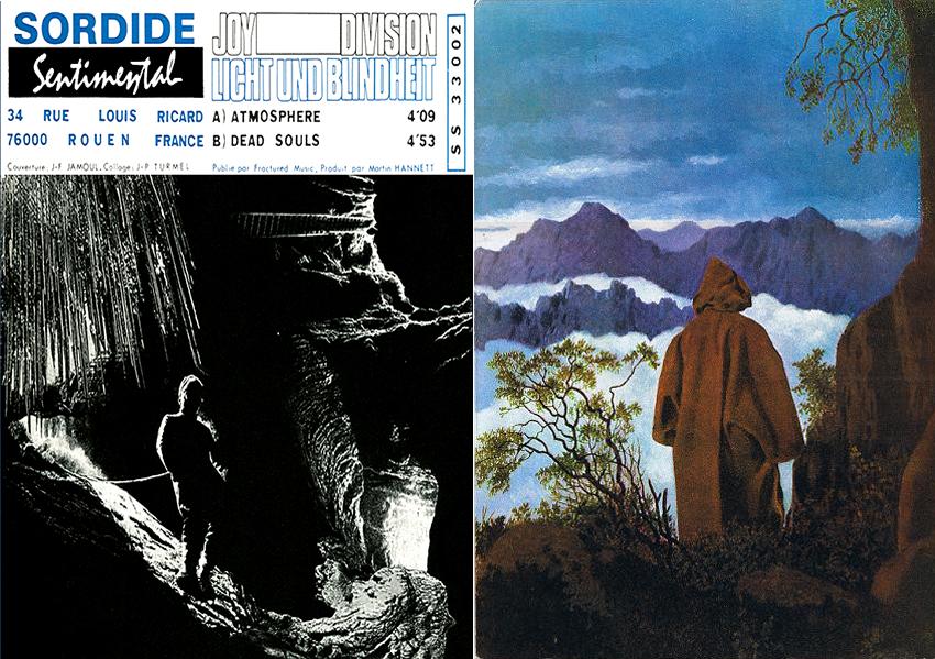 NEWS Today, 41 years ago, Joy Division released 'Licht und Blindheit'.