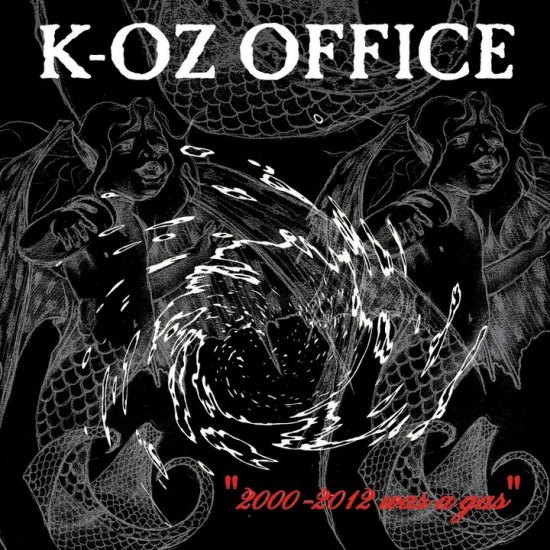 21/03/2013 : K-OZ OFFICE - 2000-2012 was a gas
