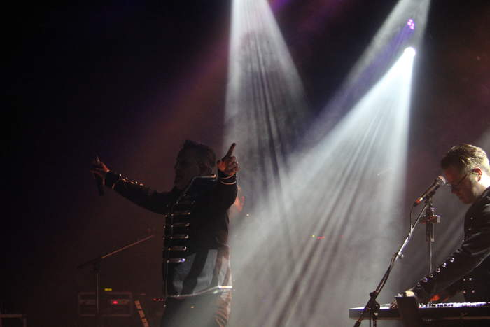 KARTAGON,SUPPORT VON LACRIMOSA - Bochum Zeche,Germany