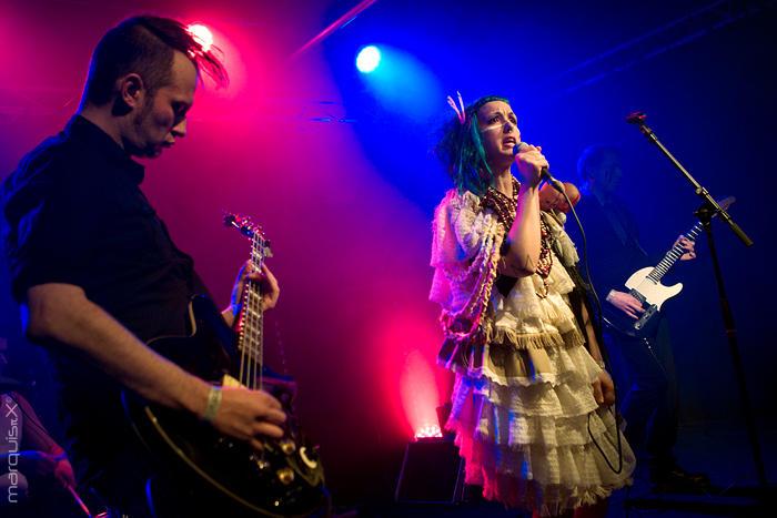 KATZ KAB - Fantastique Night XXXIV, T.A.G., Brussels, Belgium