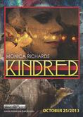 Kindred, the new album by Monica Richards, 25/11/2013