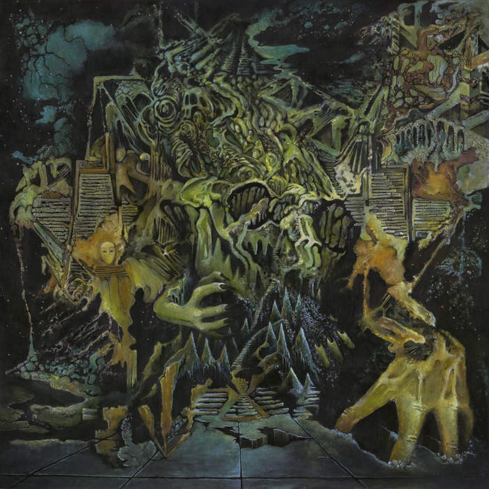 01/08/2017 : KING GIZZARD AND THE LIZARD WIZARD - Murder Of The Universe