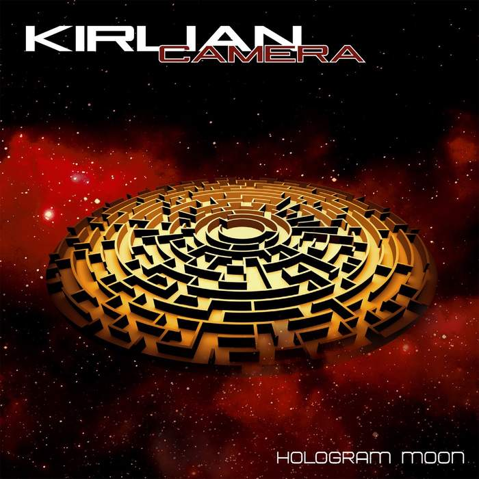 01/02/2018 : KIRLIAN CAMERA - Hologram Moon