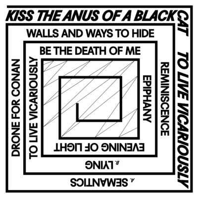 NEWS Kiss The Anus Of A Black Cat goes industrial