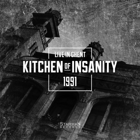 10/07/2014 : KITCHEN OF INSANITY - Live In Ghent 1991