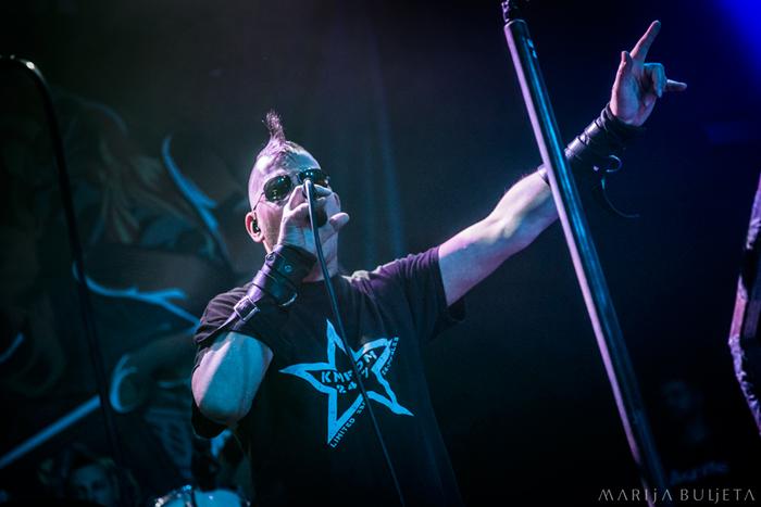 KMFDM - O2 Academy Islington, London, UK