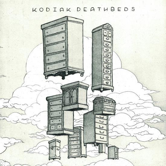 25/09/2015 : KODIAK DEATHBEDS - Kodiak Deathbeds