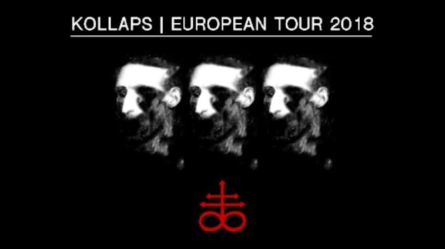NEWS KOLLAPS ANNOUNCES EUROPEAN TOUR 2018