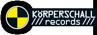 K�RPERSCHALL RECORDS