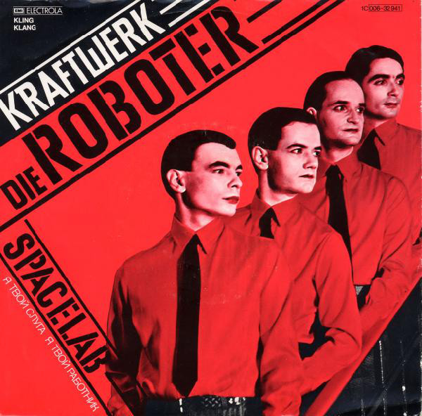 NEWS This month it's been 43 years since Kraftwerk released Die Roboter / The Robots!
