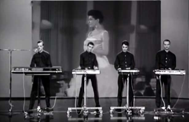 NEWS On this day, 40 years ago, Kraftwerk performed Das Model on German TV.