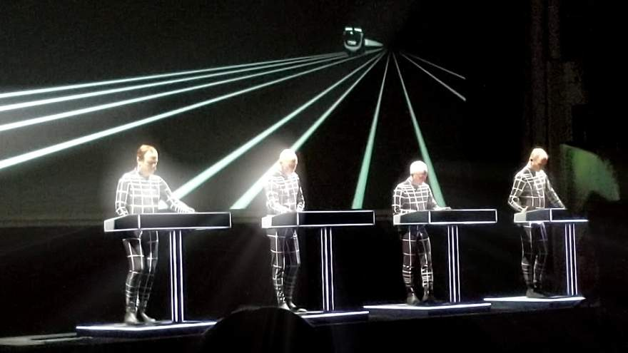 NEWS Kraftwerk And New Order To Headline Bluedot Festival