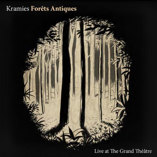 18/10/2015 : KRAMIES - Forêts Antiques (live EP)