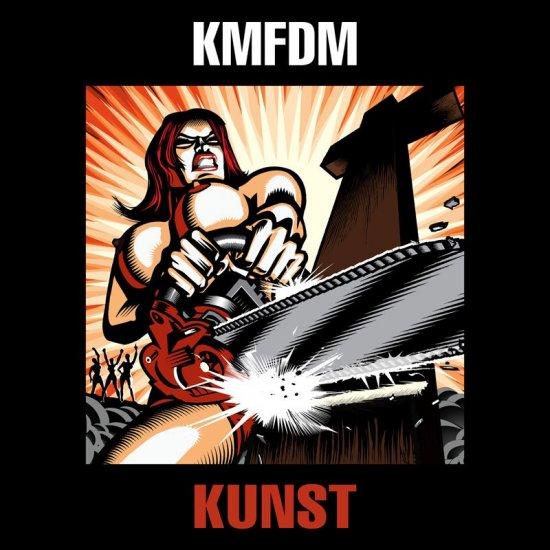 08/03/2013 : KMFDM - Kunst