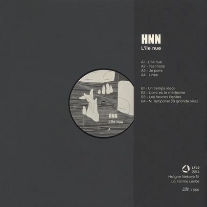 15/07/2014 : HNN - L'ile nue
