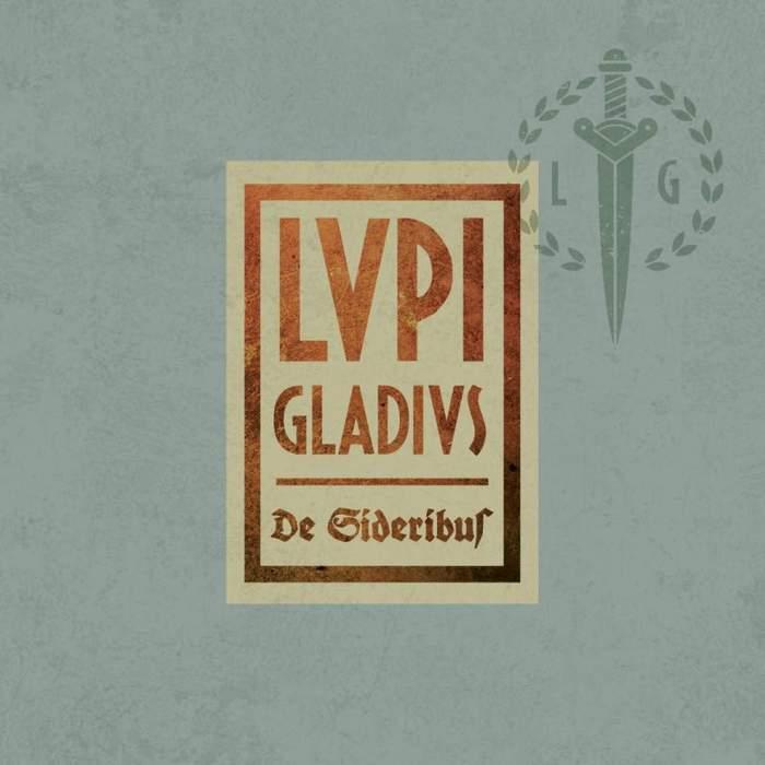 09/12/2016 : LUPI GLADIUS - L'Armonia Del Buio