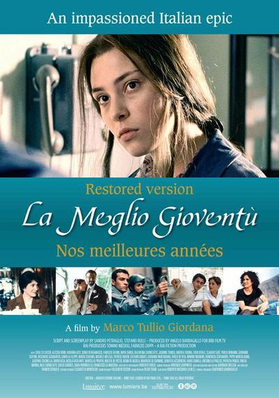NEWS La meglio gioventù back in the theatres with restored version