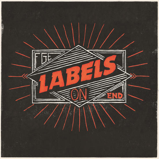 10/05/2014 : FREDRIK GEORG ERIKSSON - Labels on end (single)