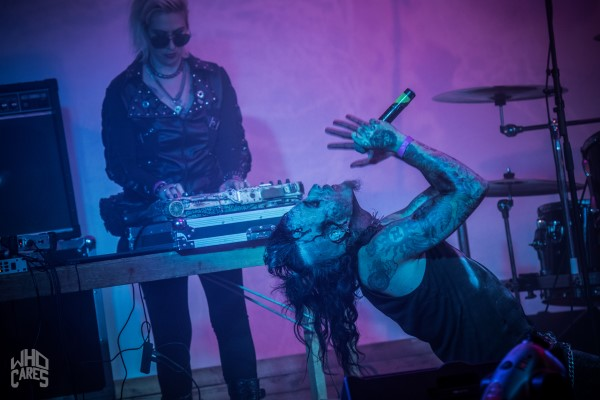 LARVA - Liège New Wave Festival