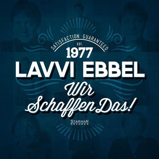 09/12/2016 : LAVVI EBBEL - Wir Schaffen Das!