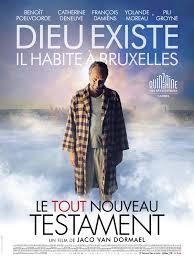 01/09/2015 : JACO VAN DORMAEL - Le Tout Nouveau Testament