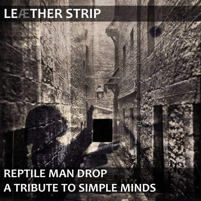 11/12/2016 : LEAETHER STRIP - Reptile Man Drop: A Tribute To Simple Minds