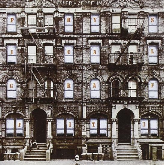 16/03/2015 : LED ZEPPELIN - Physical Graffiti