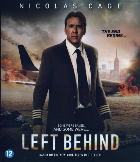07/03/2015 : VIC ARMSTRONG - Left Behind