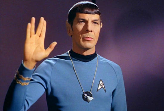 28/02/2015 :  - Leonard Nimoy - The Death of Another Icon