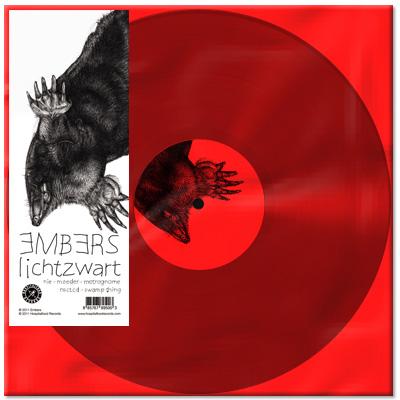 20/01/2012 : EMBERS - Lichtzwart