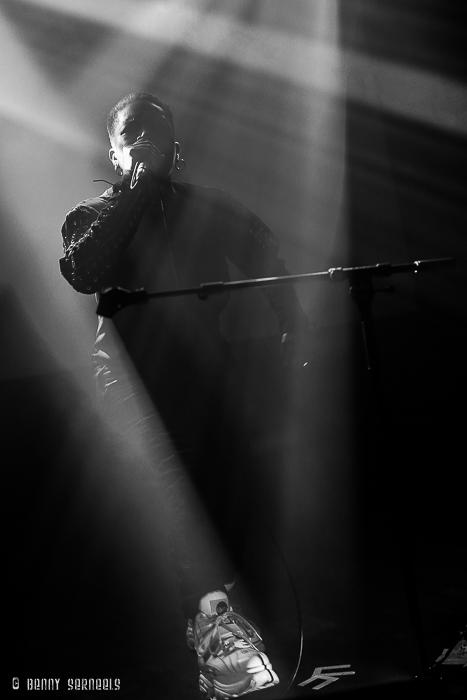 LIGHT ASYLUM - BIMFest XVII, De Casino, Sint-Niklaas, Belgium