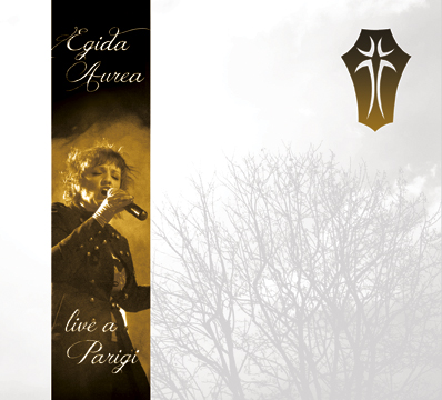 02/09/2014 : EGIDA AUREA - Live a Parigi