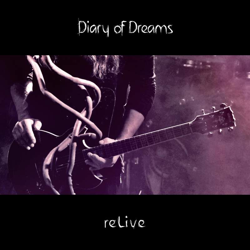 NEWS Live album by Diary Of Dreams soon out
