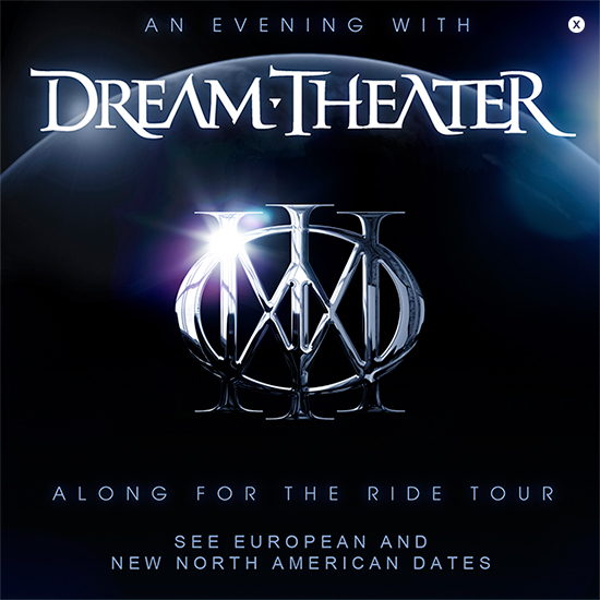 16/02/2014 : DREAM THEATER - live at Wembley, UK, 14/02/2014