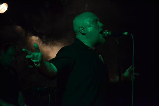 21/04/2014 : ASSEMBLAGE 23 & LLUMEN - live in Concert At KAVKA, 20/04/2014, Antwerp, Belgium