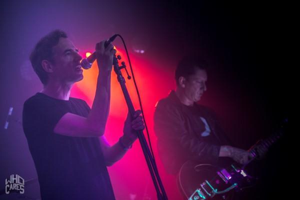 LIZARD SMILE - Liège New Wave Festival