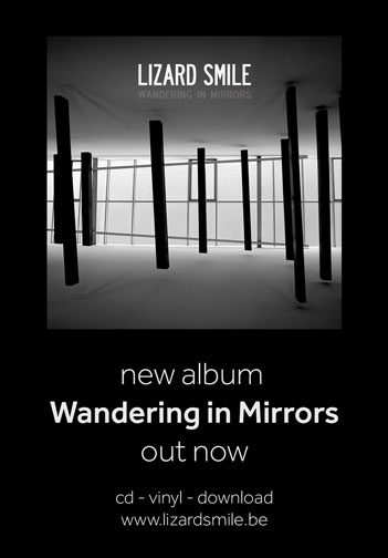 LIZARD SMILE - Wandering In Mirrors - OUT NOW!