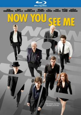 02/12/2013 : LOUIS LETERRIER - Now You See Me