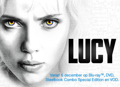 NEWS Lucy out on Belga Home Video in December