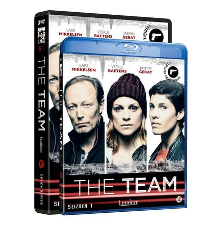 NEWS Lumière releases The Team on DVD and Blu-ray