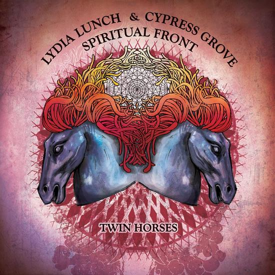 17/12/2014 : LYDIA LUNCH/CYPRESS GROVE/SPIRITUAL FRONT - Twin Horses