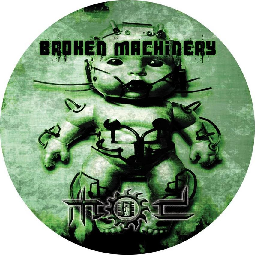 02/12/2015 : M.O.D. - Broken Machinery