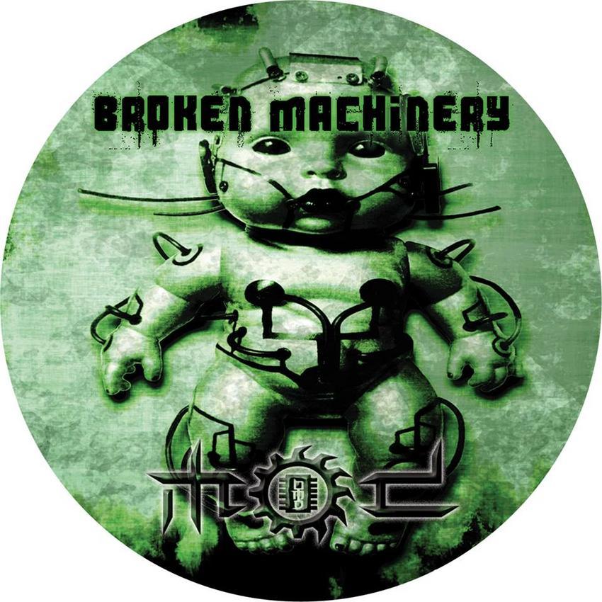 02/12/2015 : M.O.D. - Broken Machinery