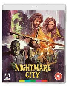NEWS Madman & Nightmare City check discs - on Blu-ray 24th August
