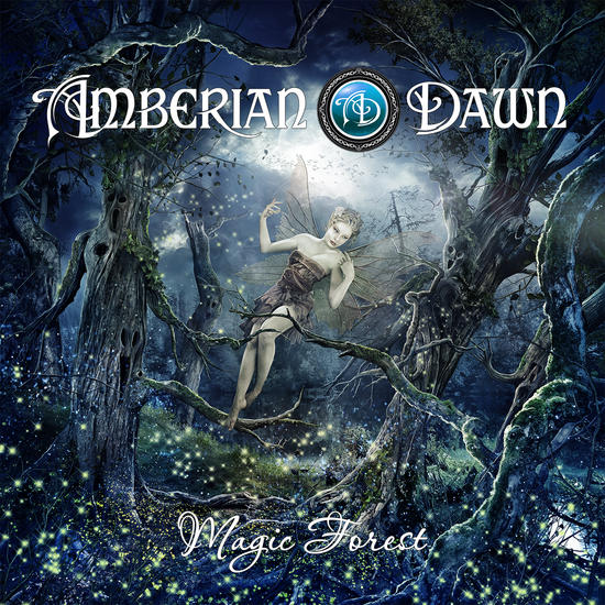 19/06/2014 : AMBERIAN DAWN - Magic Forest