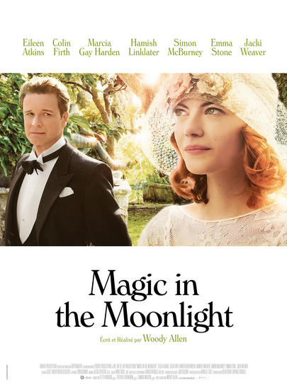 01/02/2015 : WOODY ALLEN - Magic In The Moonlight