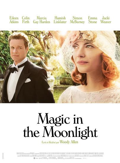 01/02/2015 : WOODY ALLEN - Magic In The Moonlight