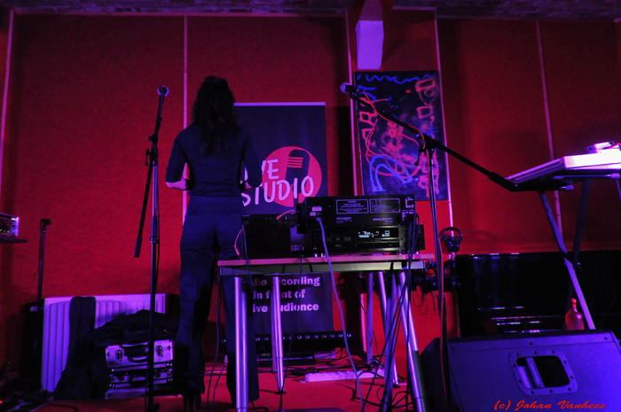 MAN WITHOUT WORLD - Live recording @ LIVESTUDIO : Man without World 14/12/2014