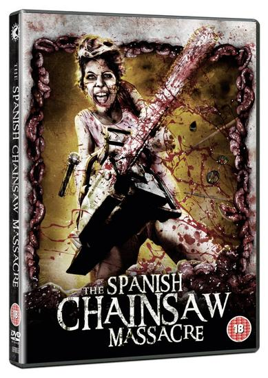 17/11/2014 : MANOLITO MOTOSIERRA - The Spanish Chainsaw Massacre